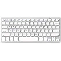 ... Bluetooth Keyboard — Jelly Comb Compact Bluetooth Keyboard Ultra Slim for iOS Android Windows Mac OS ...