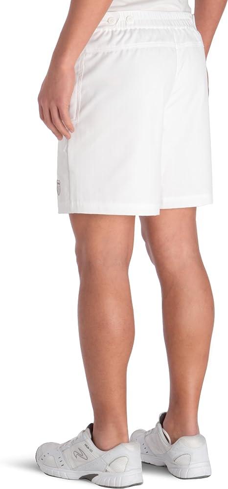 K-SWISS - Pantalones Cortos de pádel para Hombre, tamaño XL, Color ...