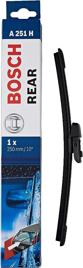 Bosch Scheibenwischer Rear A251h Länge 250mm Scheibenwischer Für Heckscheibe Auto