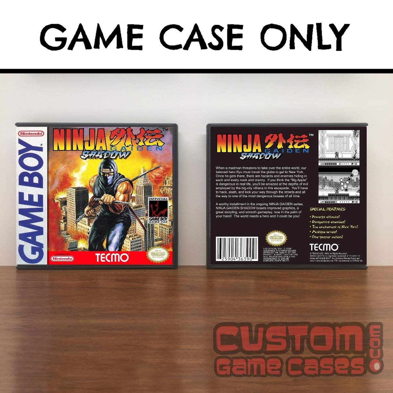 Amazon Com Gameboy Ninja Gaiden Shadow Case Handmade
