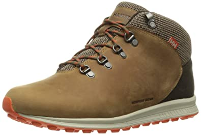 Helly Hansen Mens Jaythen X-M Hiking Boot Bone Brown/Wood Smoke/Walnut/Magma