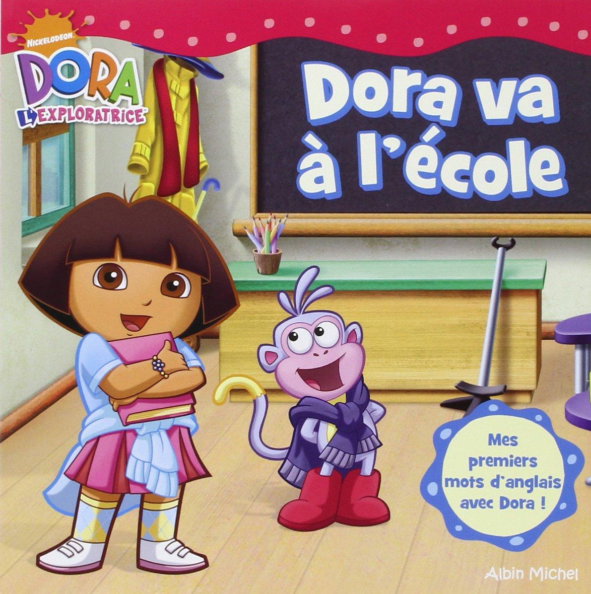 Dora Va a L'ecole (French Edition) pdf epub