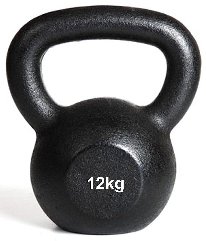IQI 12+16 cast - Pesas rusas (2 unidades, 12 y 16 kg): Amazon.es: Deportes y aire libre