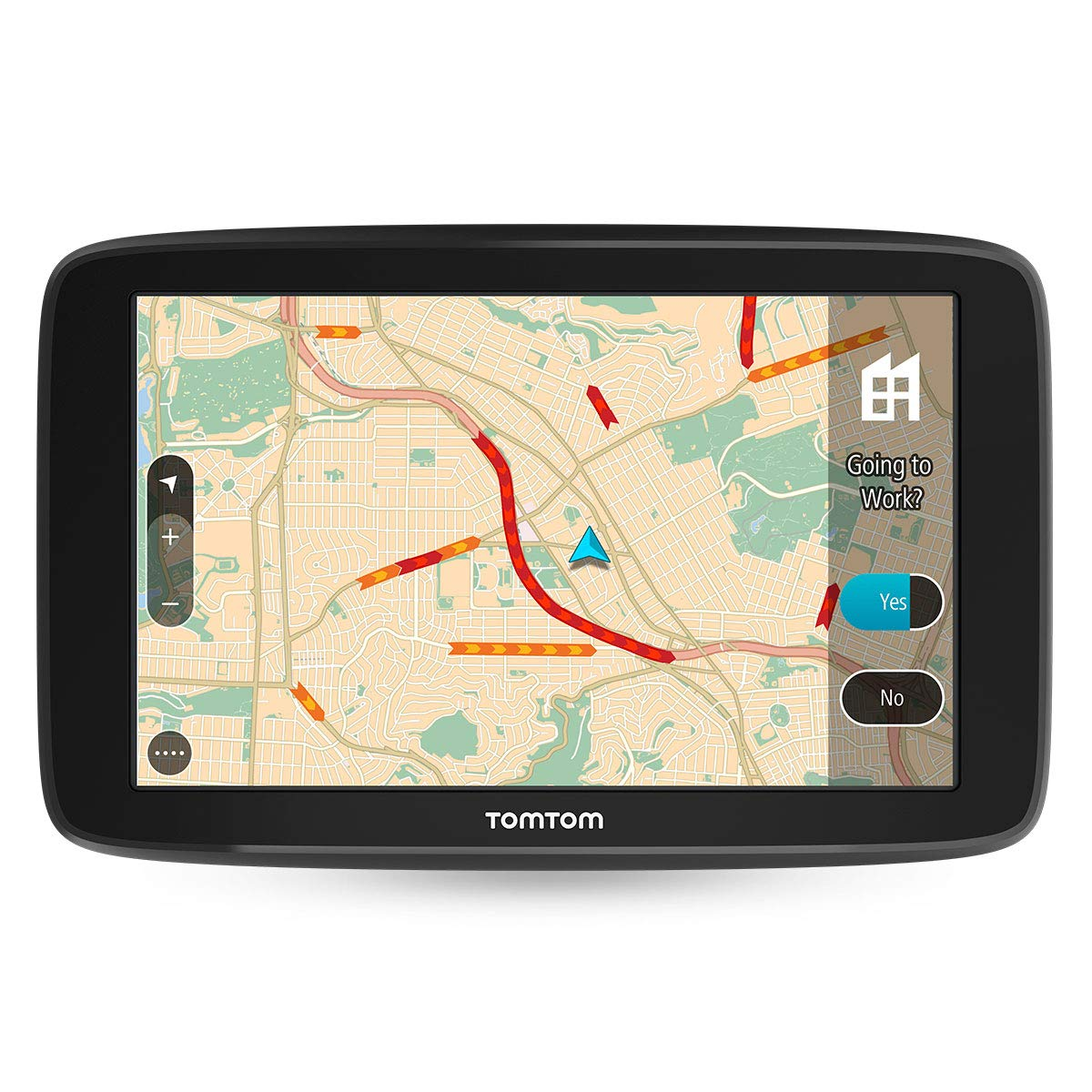 6 mois dessai aux zones de Danger Cartographie Europe 49 Pays TomTom GO ESSENTIAL 6/'/' Trafic /à Vie via Smartphone mises /à jour Wi-Fi TomTom Road Trips Appel Mains-Libres GPS Auto 6 Pouces