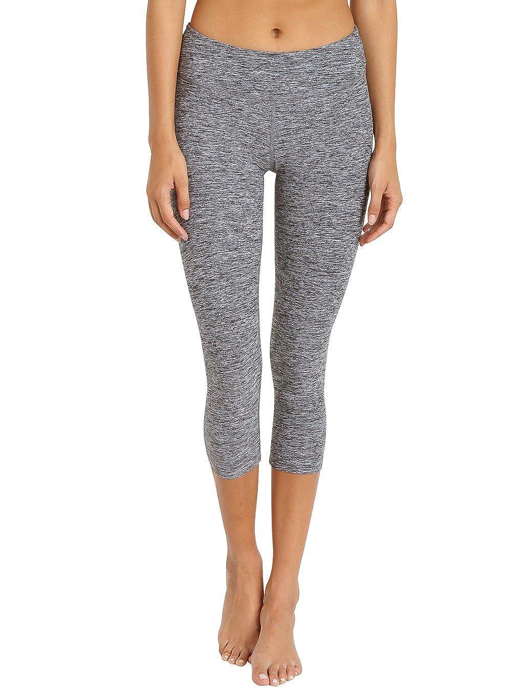 07599dd0c651e Amazon.com: Beyond Yoga Women's Essential Capri Legging: Clothing