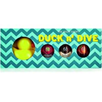 The Body Shop Duck N Dive Body Wash 4-Piece Gift Set and Assorted Paraben-Free Shower Gels