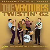 Twistin' 62 - Five Original LPs Plus Bonus Tracks [ORIGINAL RECORDINGS REMASTERED] 2CD SET