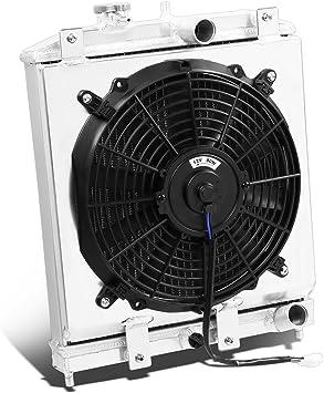 93-97 Del Sol Aluminum Fan Shroud Kit MMFS-CIV-92 Mishimoto 92-00 Civic