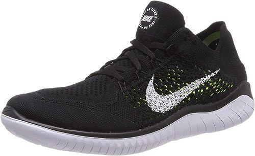 Nike Free RN Flyknit 2018, Zapatillas de Running para Mujer ...