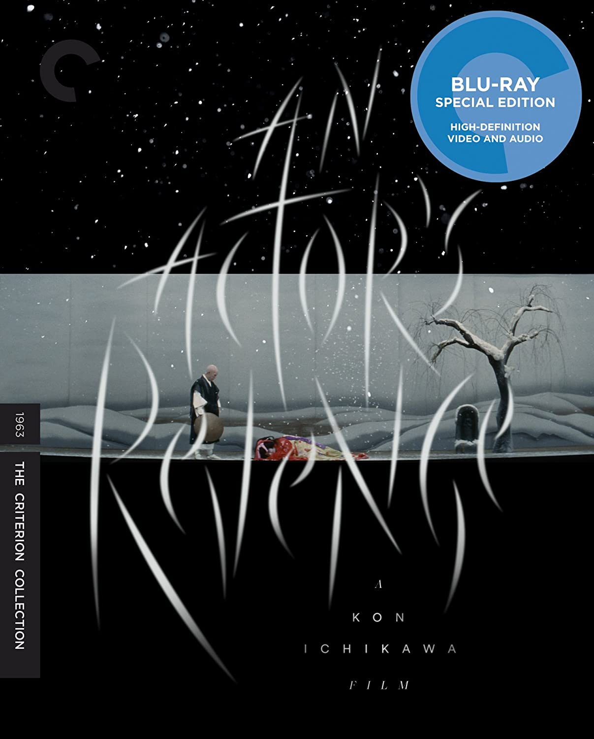 An Actor's Revenge The Criterion Collection
