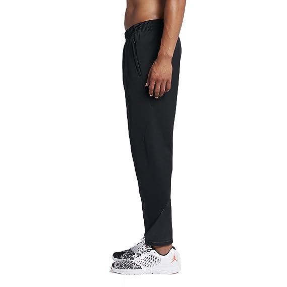 f76c76f33cd Jordan 361 THERMA SHIELD MAX PANT mens workout-and-training-pants  800987-010_L - BLACK/BLACK at Amazon Men's Clothing store: