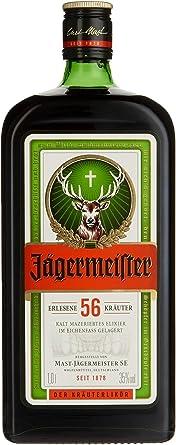 Jägermeister Jägermeister 35% Vol. 1L - 1000 ml