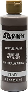 product image for FolkArt Acrylic Paint in Assorted Colors (8 oz), , Coffee Bean