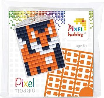 Pracht Creatives Hobby P23001 Pixels Médaillon Renard Porte