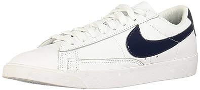 1b35da23d0aefa Nike W Blazer Low LE  AA3961-107  Women Casual Shoes White Obsidian
