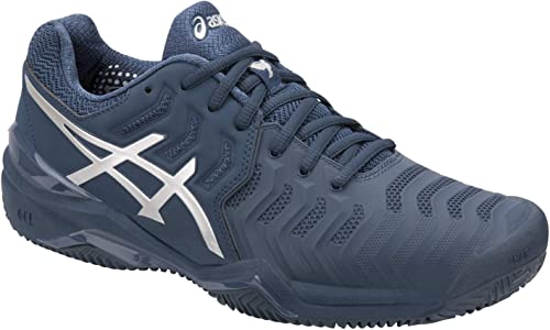 ASICS Chaussures Gel-Resolution Novak Clay: Amazon.es: Deportes y ...