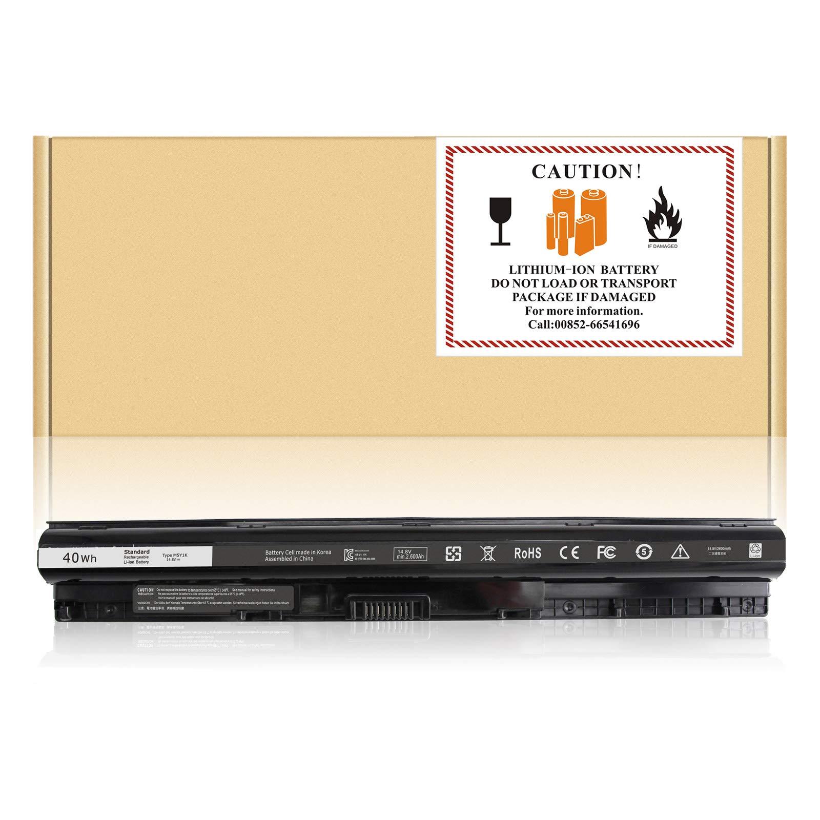 Bateria M5Y1K para Dell Inspiron 15 5000 Series 5555 5558
