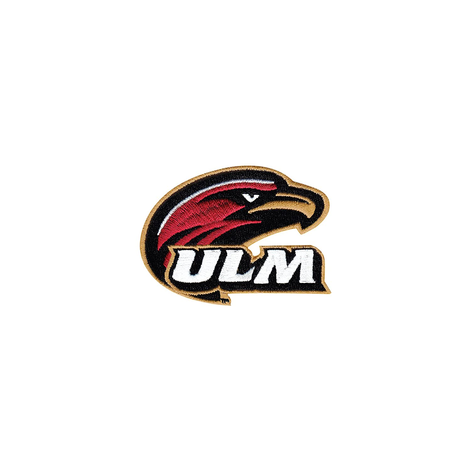 Tervis 1233000 ULM Warhawks Primary Logo Insulated Tumbler with Emblem and Black Lid 24oz Clear