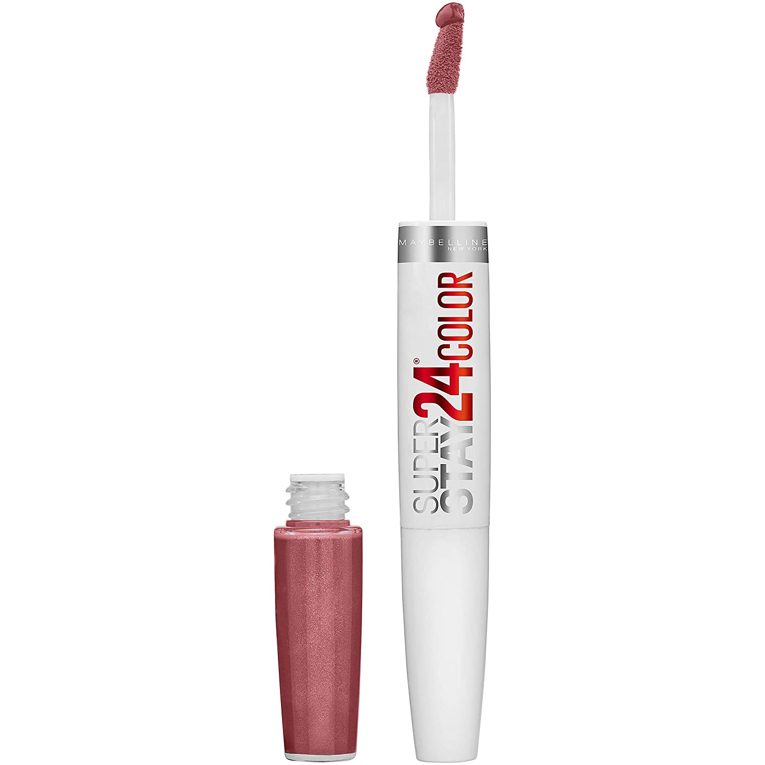 Maybelline SuperStay 24 2-Step Liquid Lipstick Makeup