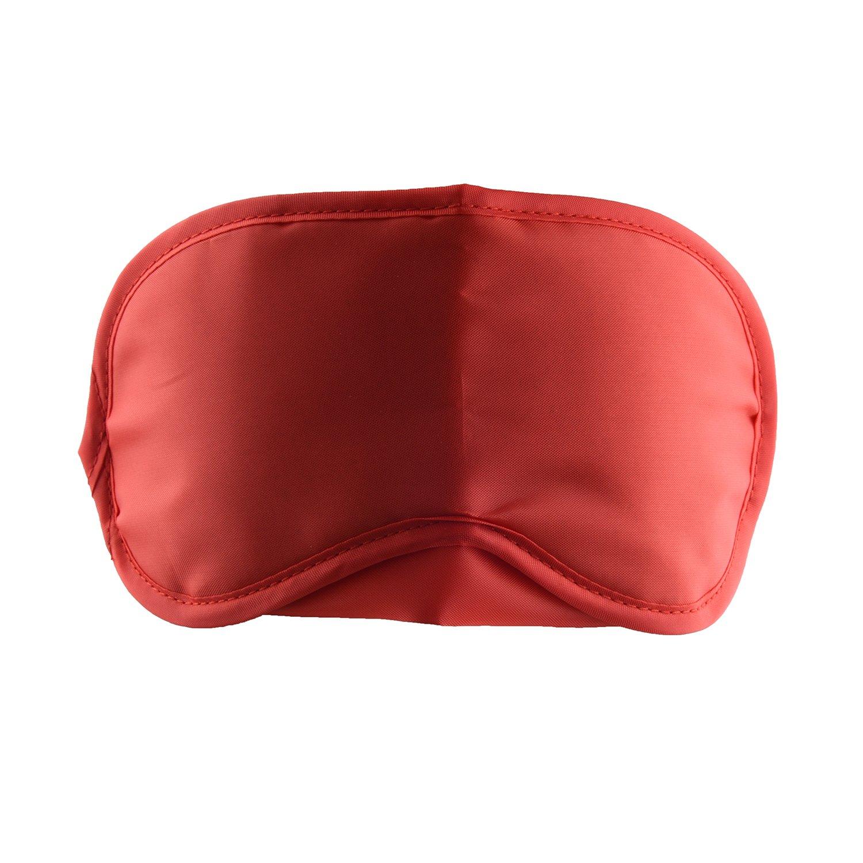SODIAL(R) Eye Mask Shade Cover Blindfold Night Sleeping Travel