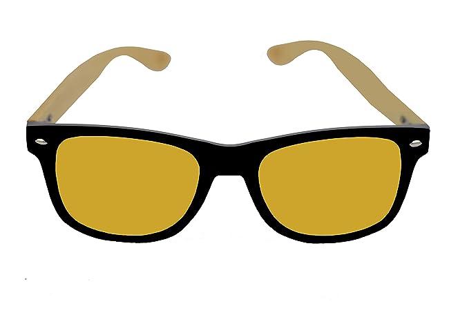 Gafas de Sol de Madera de Bambu Ecologico Polarizado ...