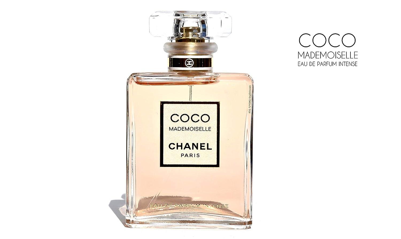 Amazoncom Coco Mademoiselle Eau De Parfum Intense 34 Oz 100