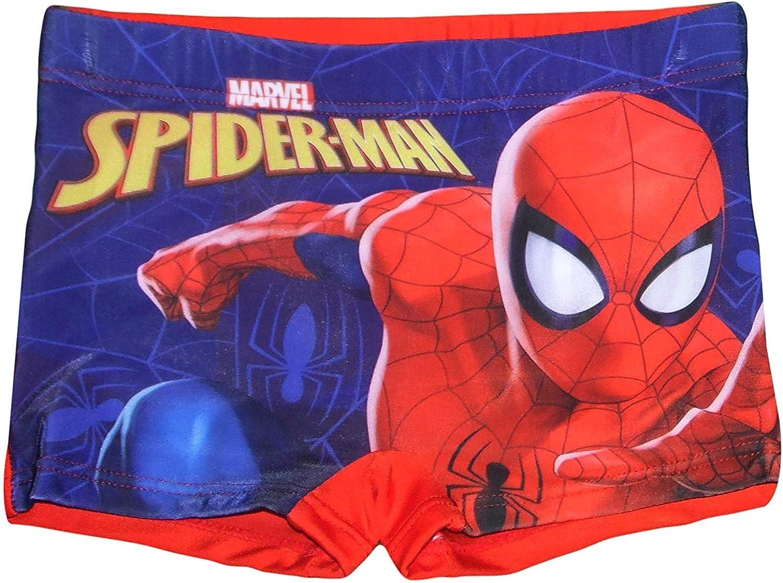 Marvel Spiderman Boys Swim Short