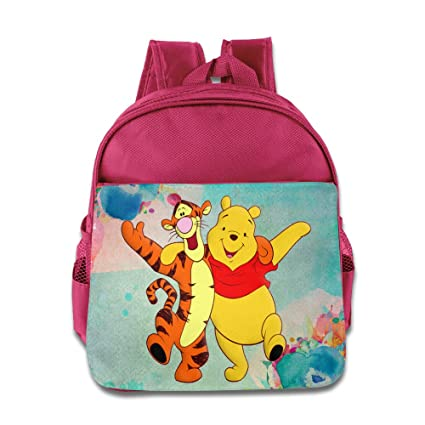 e912f7a8759 Image Unavailable. Image not available for. Color  The Pooh Bear Winnie Kid  Fashion Lunch Kit School Bag