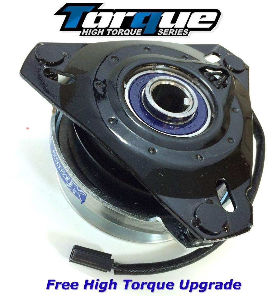 Free High Torque Upgrade PTO Clutch For Husqvarna 532142600 OEM UPGRADE