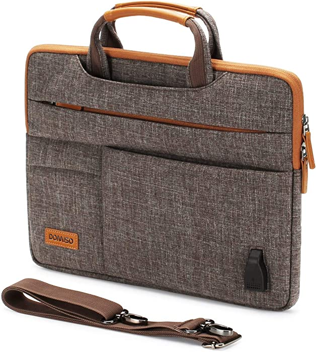 Top 10 Laptop Messenger Bag With Charging Port