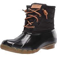 Amazon Price History for:SPERRY Women's Saltwater Chevron Quilt Nylon Boots