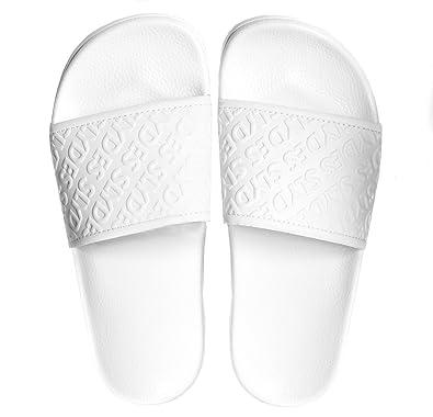 Slydes Chance White Women's Slider Sandals