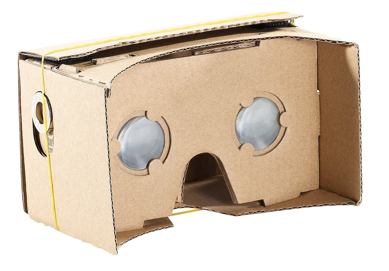 Cardboard Vr Brille Basteln : Pearl vr brille smartphone virtual reality brille amazon