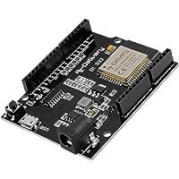 AZDelivery ESP32 D1 R32 Placa de Desarrollo con CH340G y WiFi + Bluetooth IoT con Micro USB compatible con Arduino