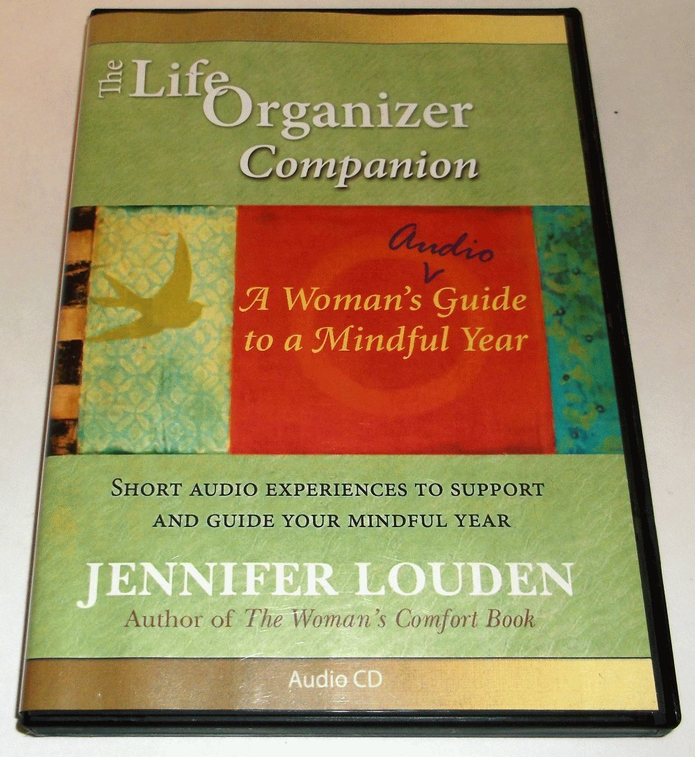 The Life Organizer Companion: A Woman's Audio Guide to a Mindful Year