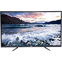 ATA 58 Inch 4K Ultra HD Smart TV, Android, Black - A124