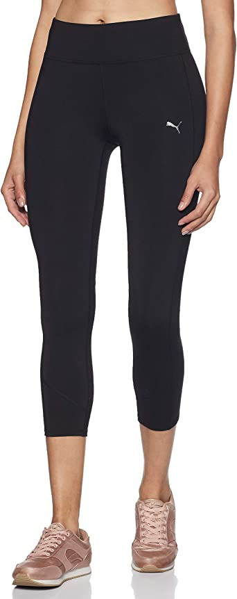 storlek 40 Fabriks Outlet till salu PUMA Women's Always On Solid 3/4 Tight: Amazon.co.uk: Clothing