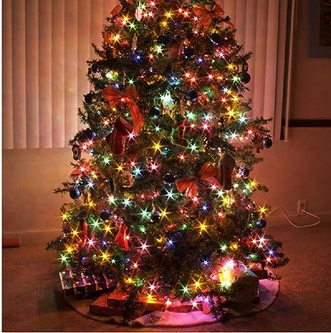 90s Christmas Lights.Amazon Com Holiday Essence Set Of 140 Indoor Multi Color