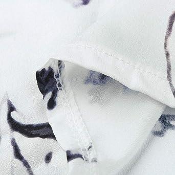 Camisole Femme Enceinte sans Manches V/êtements de Maternit/é Allaitement Floral Imprim/é Tops Youngii