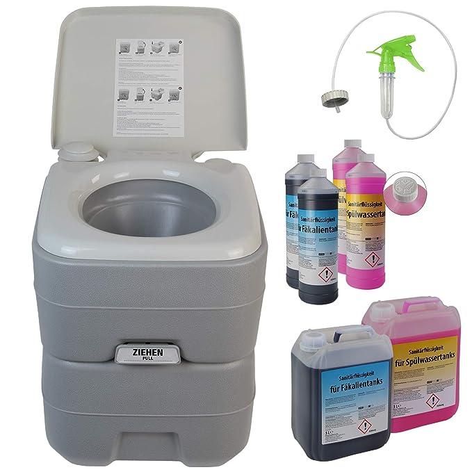 33 opinioni per BB Sport Toilette Portatile Chimico Campeggio WC Opzionalmente disponibili: