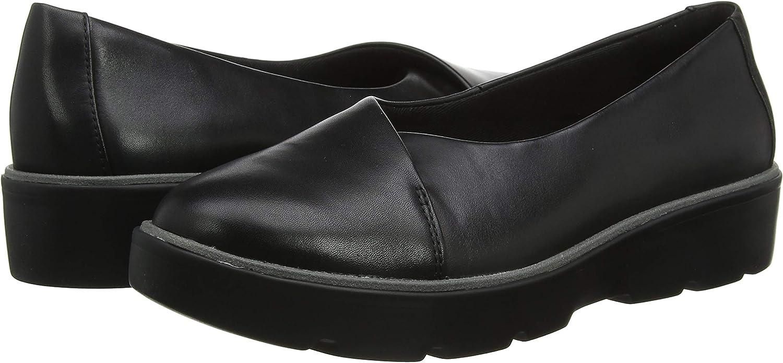 Clarks Womens Un Balsa Go Loafers