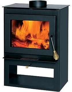 Amazon com: Dickinson Marine 00-NEWSF Newport Solid Fuel Heater