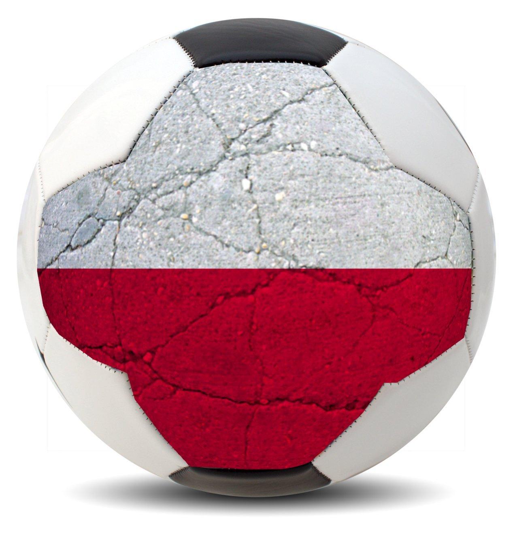 カスタマイズされた国コスタリカサッカーボール国際Copaワールドカップユーロリーグとアメリカのファン(アメリカ、ブラジル、メキシコ、ウルグアイ、アルゼンチン、チリ、コロンビア、、パナマ、スペイン、ドイツ、フランス、イギリス、ポルトガル、イタリア、オランダ、ベルギーand More ) B01GJVUKFI Poland Poland