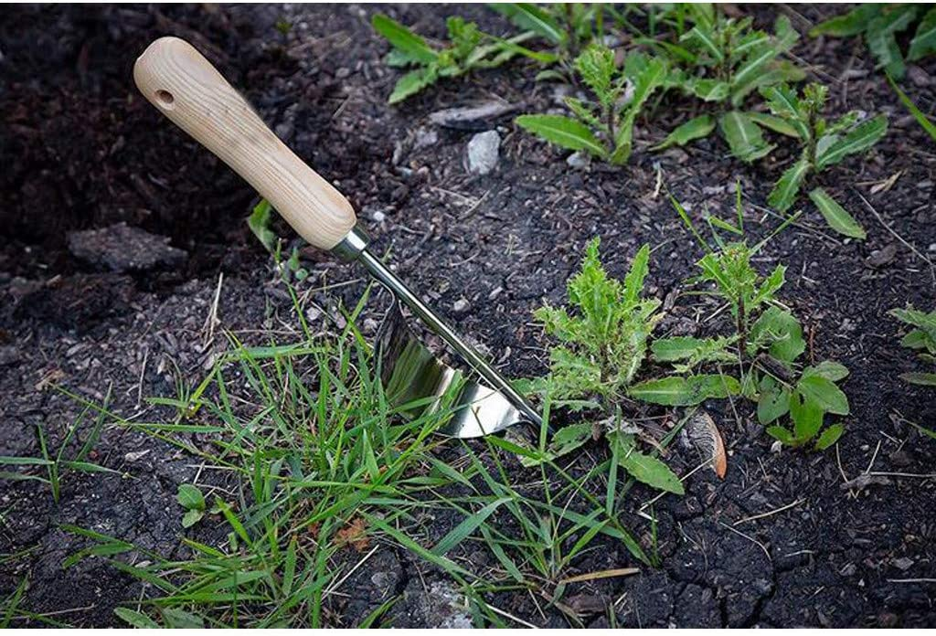 HanDingSM Hand Tool Garden Outdoor Removal Stainless Steel Farmland Puller Dandelion Manual Digging Lawn Multifunction Weeder Transplant