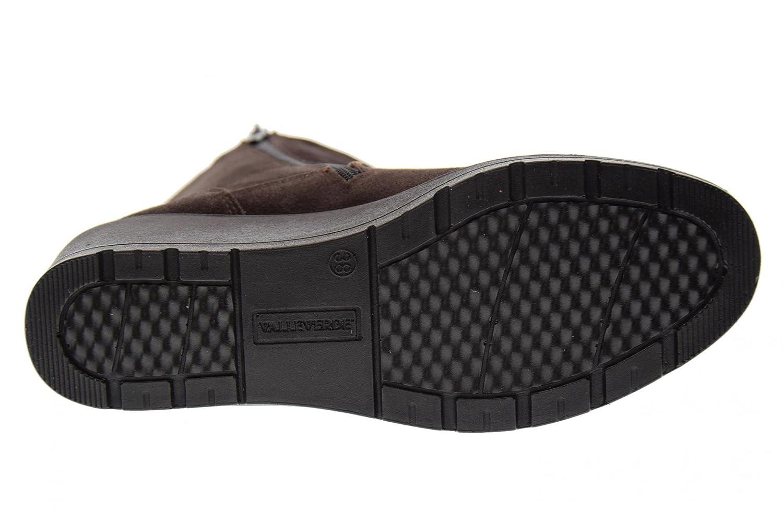 Valleverde Damenschuhe Booties V18508 Braun Braun Braun Braun 85a336