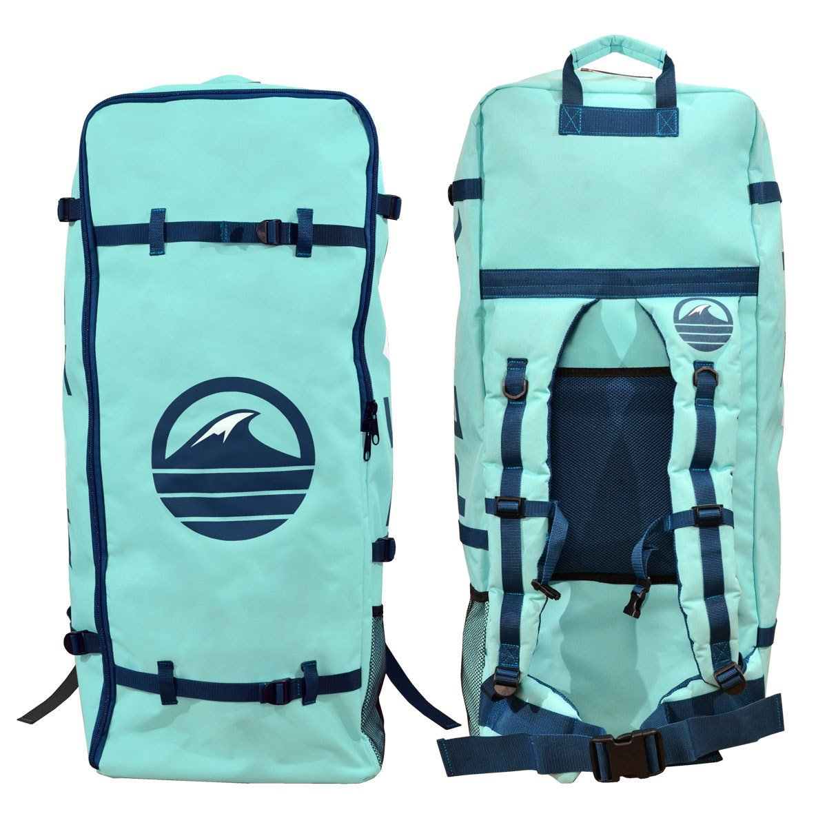 Peak Inflatable Paddle Board Back Pack (Aqua) by PEAK Paddle Boards