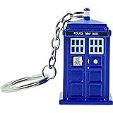 "Dr Who dr123cdu10""Tardis""-Schlüsselanhänger"