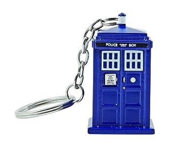 Dr Who Llavero de Tardis