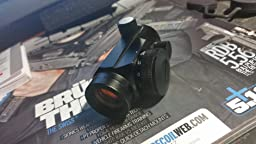 Amazon.com : Aimpoint Micro T-1 Tactical Red Dot Sight : Sports