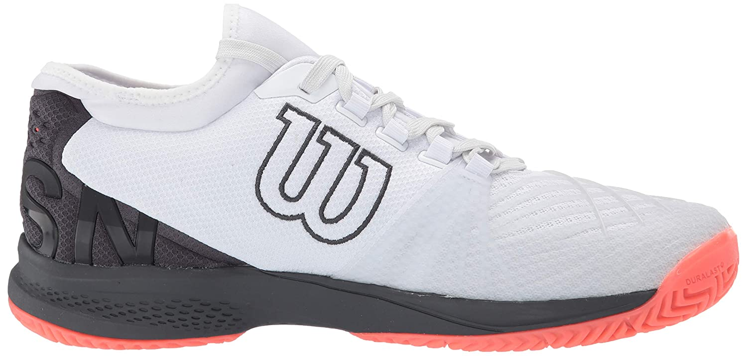 Amazon.com: Wilson Kaos 2.0 Hombre Tenis de zapatos: Shoes